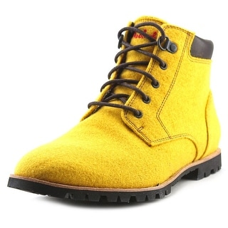 Woolrich Beebe Women Round Toe Canvas Boot