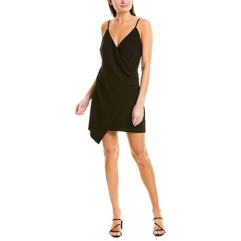 Wayf Faux Wrap Dress