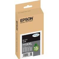 Epson America T711xxl120 3400 Yield Durabrite Ultra Black Ink Cartridge