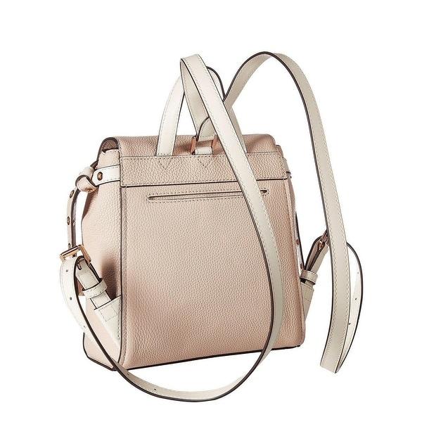 MICHAEL Michael Kors Bristol Small Backpack, Soft PinkLight Cream Floral