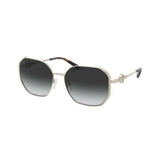Link to Michael Kors MK1074B 10148G 57 Light Gold Woman Irregular Sunglasses Similar Items in Women's Sunglasses
