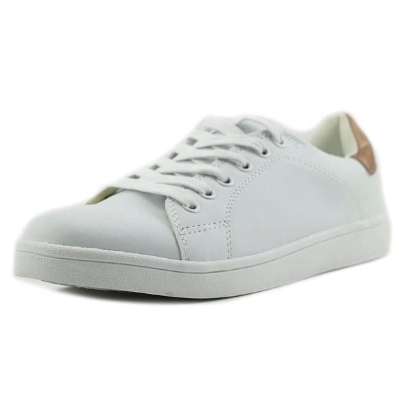 Sugar Ginger Women Synthetic White Fashion Sneakers