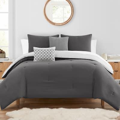 Highline Bedding Co., Ronan 5 PC Comforter Set