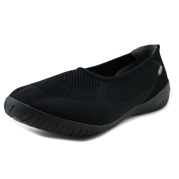 Rockport Raelyn Knit Black Flats