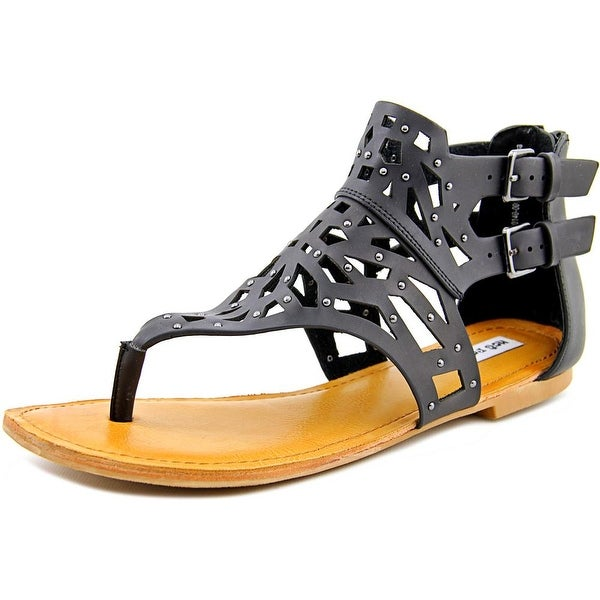 Not Rated Galleria Women Black Sandals