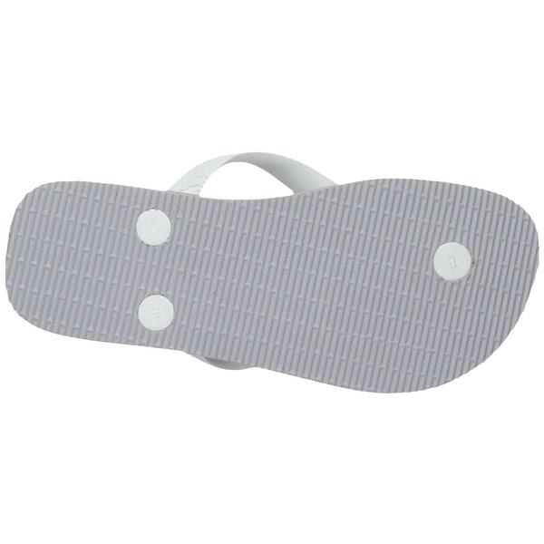 Havaianas Minion Boys Rubber Thong Slip On Flip Flops