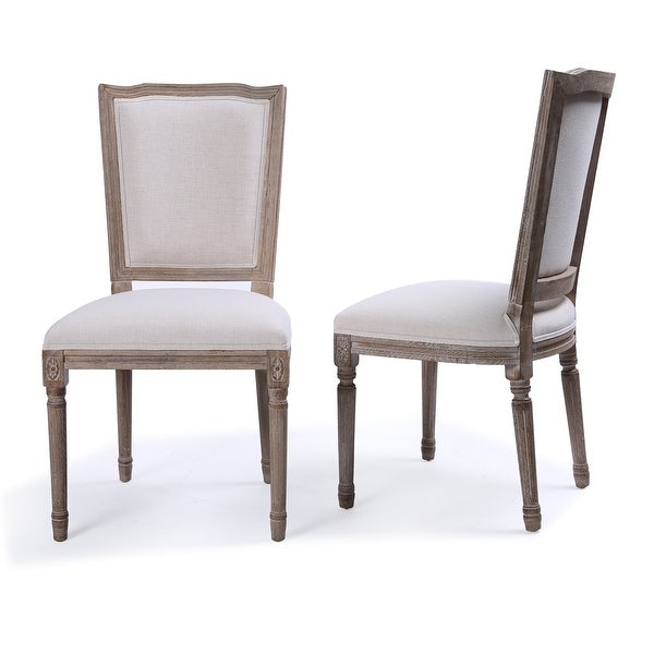 Belleze Elegant Kitchen Dinette Dining Room Chair Design: Shop Belleze Set Of (2) Modern Classic Elegant Upholstered