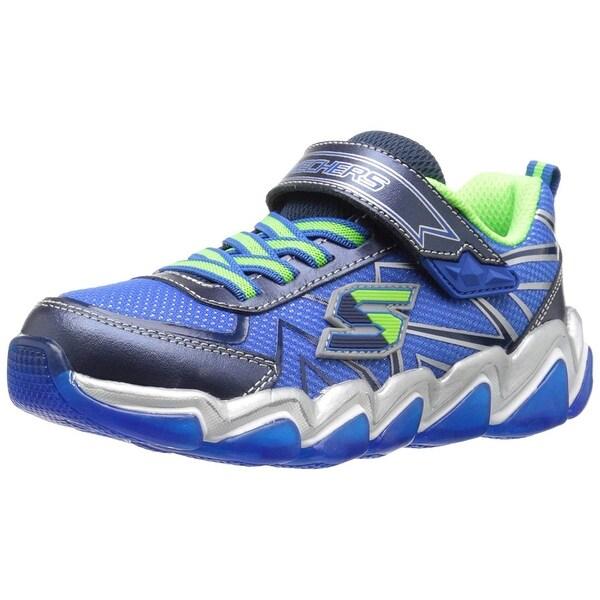 ad09e48d7839 Skechers Kids Boys Skech Air 3.0 Rupture Sneaker (Little Kid/Big Kid),