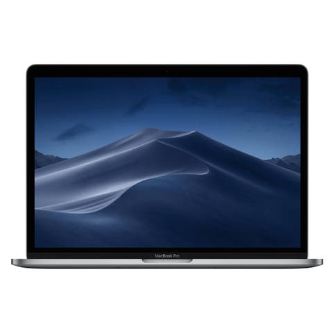 "Apple 13.3"" MacBook Pro with Touch Bar (Mid 2019, Space Gray) (Spanish Keyboard)"