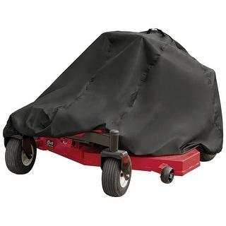 """Dallas Manufacturing Co. 150D Zero Turn Mower Cover - Model B Fits Decks Up To 60"""" - LMCB1000ZB"""