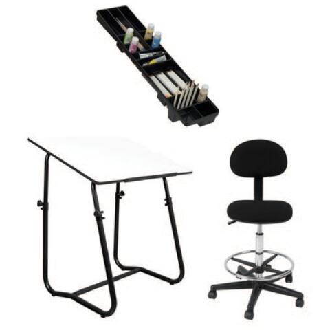 Offex 3 Piece Tech Set - Black