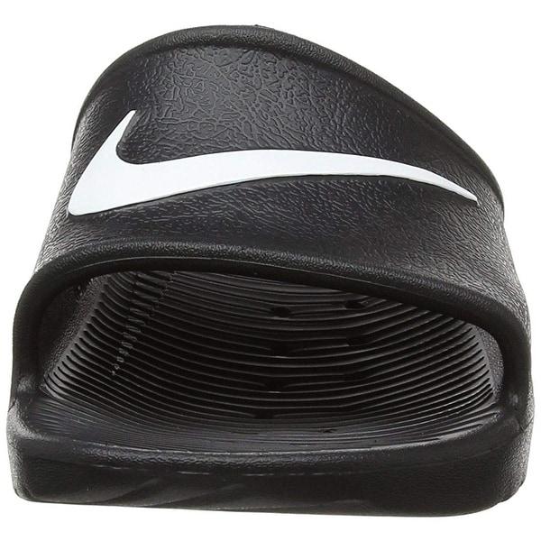 Kawa Shower Slide Sandals Black