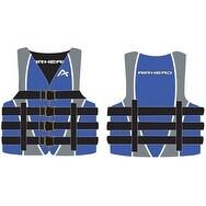 """Airhead 1001006ABL Family Nylon Life Vest - Adult 2XL / 3XL Blue"""