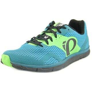 Pearl Izumi Road N0 Men Round Toe Synthetic Green Running Shoe