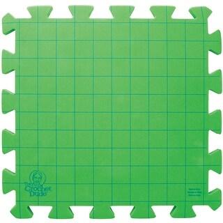 "Crochet Dude Blocking Board Puzzle Piece 12""X12""-"
