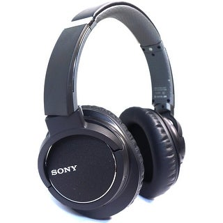 Sony MDR-ZX770BN/B Bluetooth and Noise Canceling Headset - Black (Refurbished)