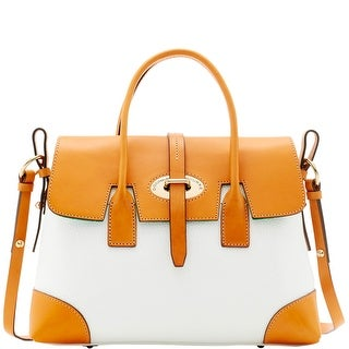 Dooney & Bourke Verona Bionda Elisa (Introduced by Dooney & Bourke at $298 in Apr 2016) - White