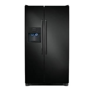 "Frigidaire FFSS2314Q 33"" Wide, 23 Cu. Ft. Side By Side Refrigerator"