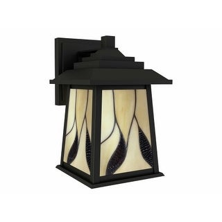 """Dale Tiffany STW16134 Single Light 11"""" High Outdoor Wall Sconce"""
