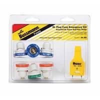 Bussmann SL-EK Plug Fuse Emergency Kit, 5 Count