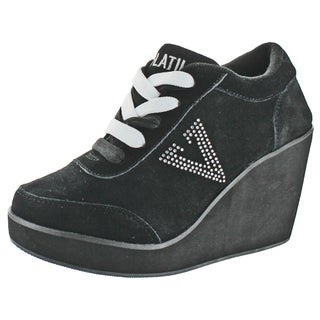 Volatile Cash Women's Wedge Platform Shoes Sneakers (More options available)