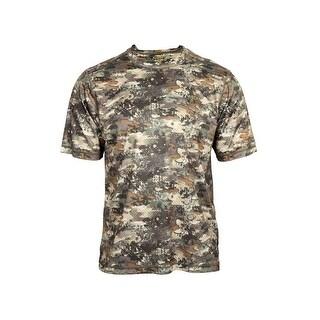 Rocky Outdoor Shirt Mens Stratum Short Sleeve Venator Camo HW00181