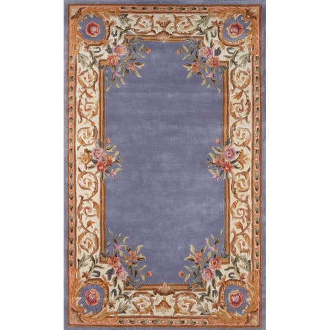 Momeni Harmony India Wool Hand Tufted Traditional Area Rug