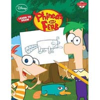 Learn to Draw Disney Phineas and Ferb - Scott Peterson