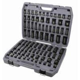 Ingersoll-Rand SK34C86 Impact Socket Set, 86 Pieces