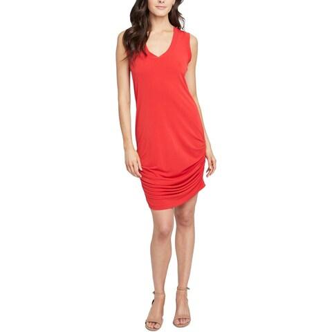 Rachel Rachel Roy Womens Casual Dress Sleeveless Racerback