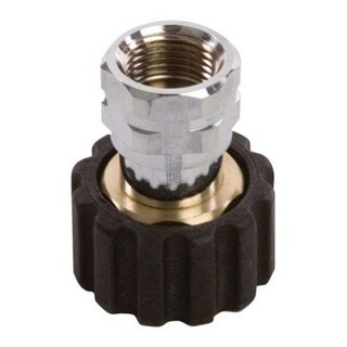 """Forney 75108 Female Screw Coupling, 3/8"""""""