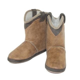 Cicciabella Women's Boa Bella Boot Slippers