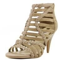 INC International Concepts Womens Geenia Suede Open Toe Casual Strappy Sandals