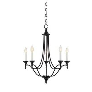 Savoy House 1-1008-5 Herndon 5 Light Chandelier