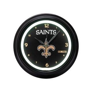 Link to FOCO NFL LED Clock, New Orleans Saints - Multi-Color Similar Items in Fan Shop