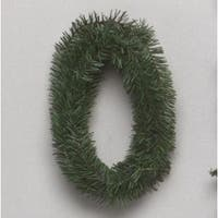 19' Traditional Green Canadian Pine Artificial Christmas Garland
