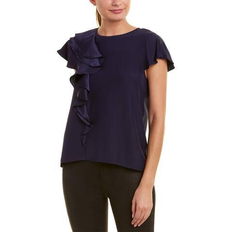 Parker Ava Silk Top