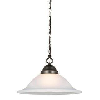 Design House 517664 Transitional Single Light Down Lighting Swag Light Pendant from the Millbridge Collection