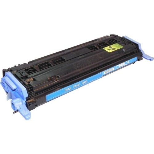 """""""eReplacements Q6001A-ER eReplacements Toner Cartridge - Replacement for HP (Q6001A) - Cyan - Laser - 2000 Page - 1 Pack"""""""