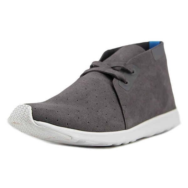 Native Apollo Chukka Dublin Grey/Shell White Boots