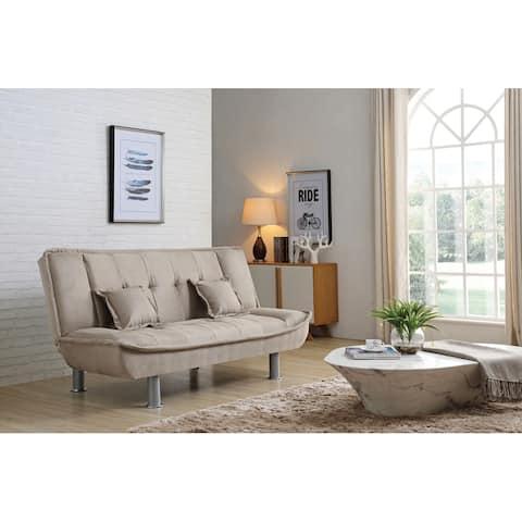Lionel Fabric Sofa Bed