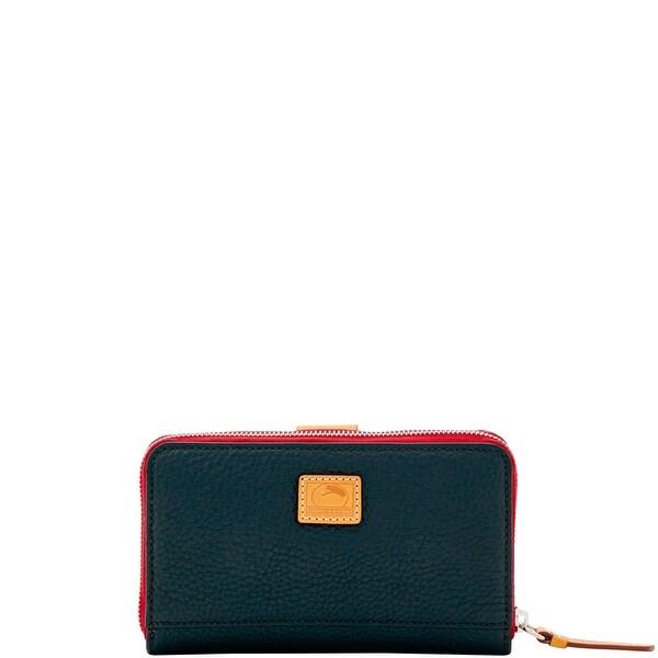 Dooney & Bourke Patterson Leather Zip Around Organizer (Introduced by Dooney & Bourke at $128 in Oct 2017)