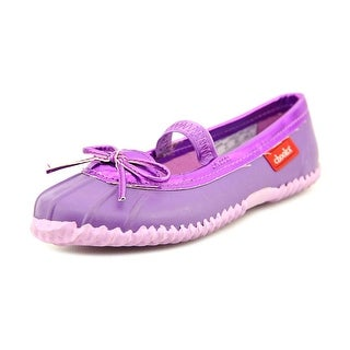 Chooka Duck Skimmer Round Toe Synthetic Mary Janes