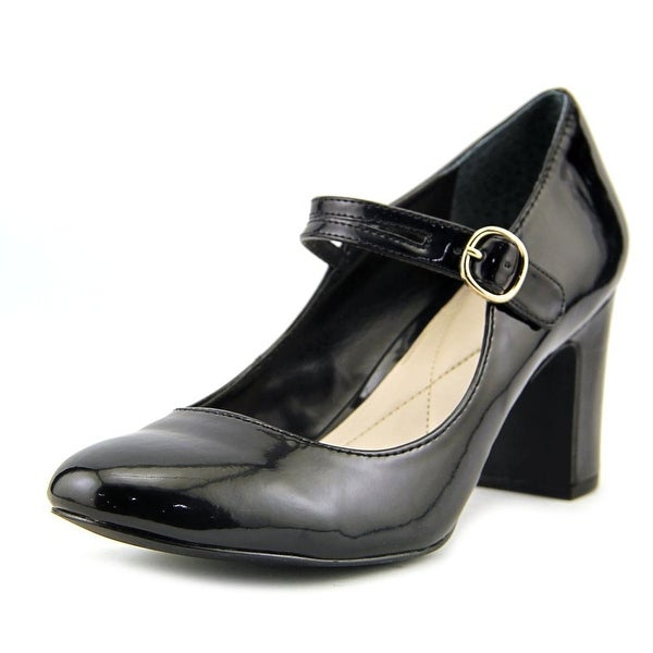 Alfani Hillaree Women Black Pumps