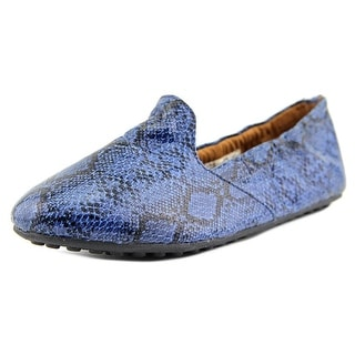 Umi Cecil II Youth Round Toe Leather Flats