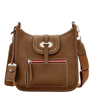 Dooney & Bourke Florentine Toscana Small Front Zip Crossbody (Introduced by Dooney & Bourke at $398 in Sep 2016)
