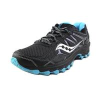 Saucony Excursion TR11 Women  Round Toe Synthetic Black Sneakers