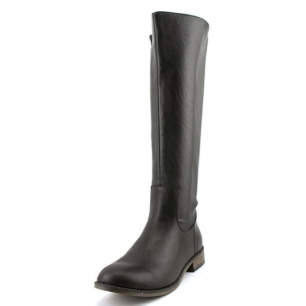 Unlisted Kenneth Cole Way Beyond Women  Round Toe Synthetic  Knee High Boot