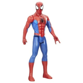 Spider-Man Titan Hero Series Spider-Man Figure
