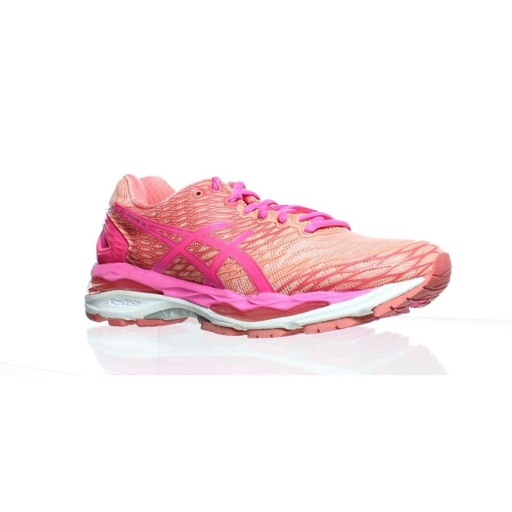 Shop ASICS Womens Gel-Nimbus 18 Pink